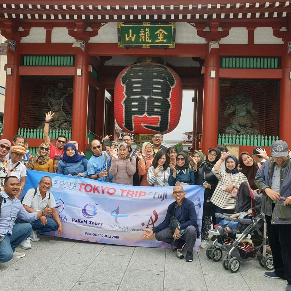 gambar tour japan