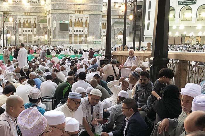 buka puasa umroh ramadhan