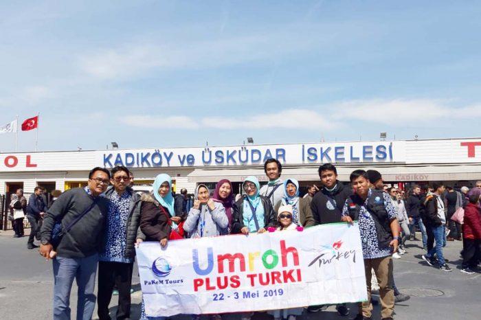 Umroh Plus Turki Paket VIP *5