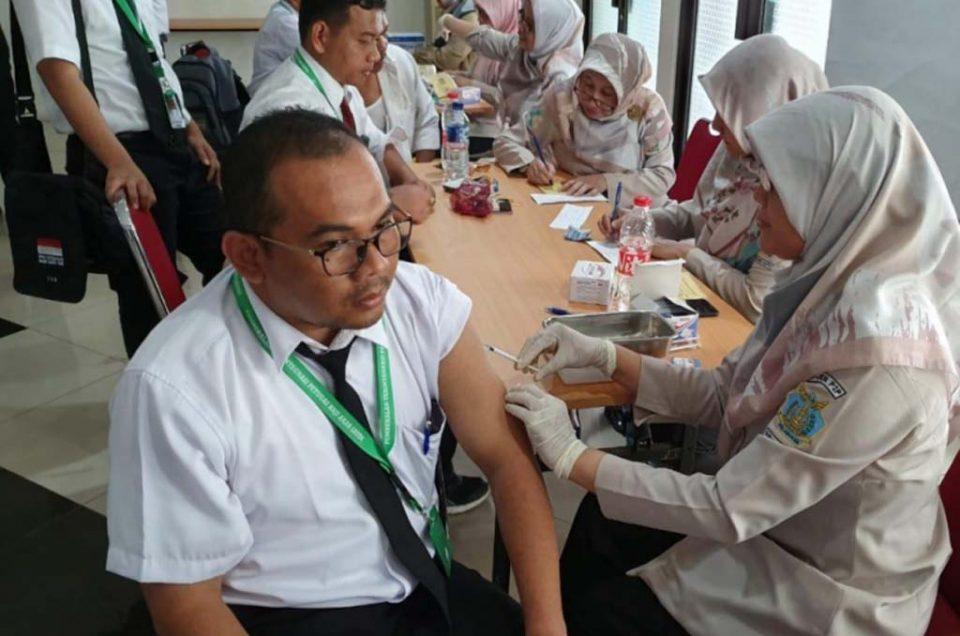 Cara Daftar Online Vaksin Meningitis