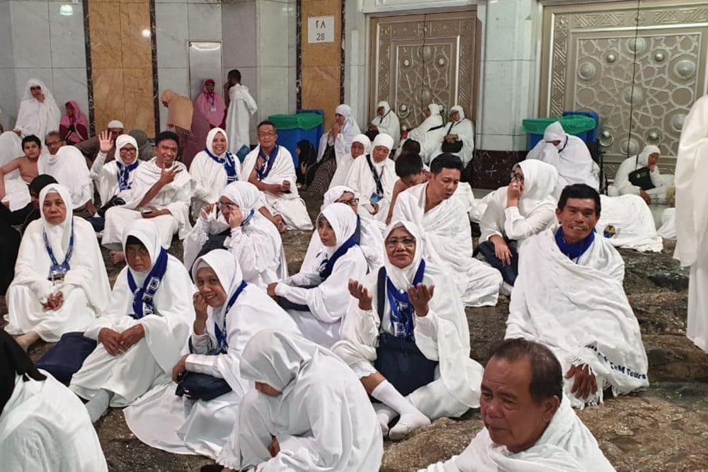 Umroh Itikaf Ramadhan