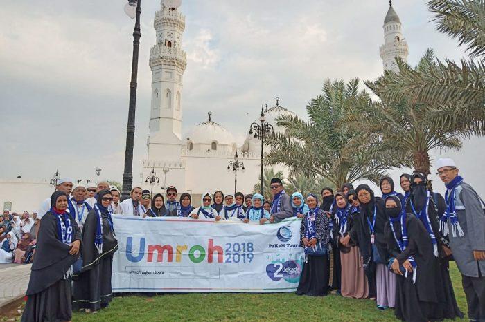 Umroh Promo 5 Free 1 Start Makassar