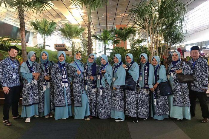 Umroh Promo 5 Free 1 Start Jakarta