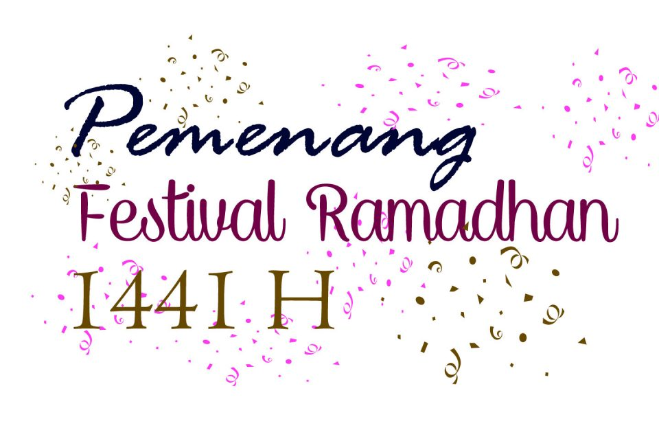 Pemenang Festival Ramadhan 1441 H